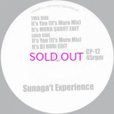 SUNAGA T EXPERIENCE / IT'S YOU (IT'S MURO MIX) - It's Muro Short Edit / It's DJ Nori Edit / 45""