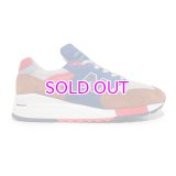 NEW BALANCE FOR J.CREW M998 HTB MADE IN U.S.A