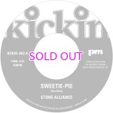 STONE ALLIANCE / STEVE GROSSMAN - SWEETIE-PIE / ENYA / 45""