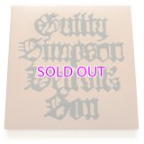 GUILTY SIMPSON DETROIT'S SON LP