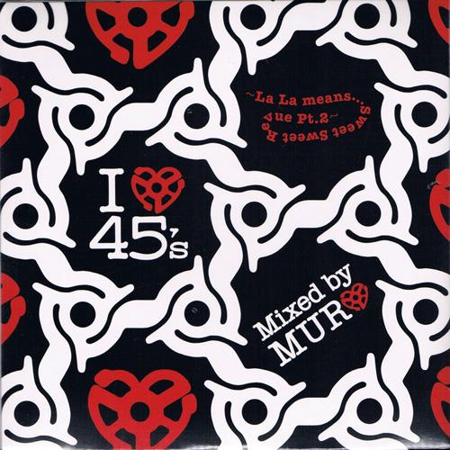 dj muro mix cd 取扱い 大阪 通販 uprisemarket web store i love 45 s