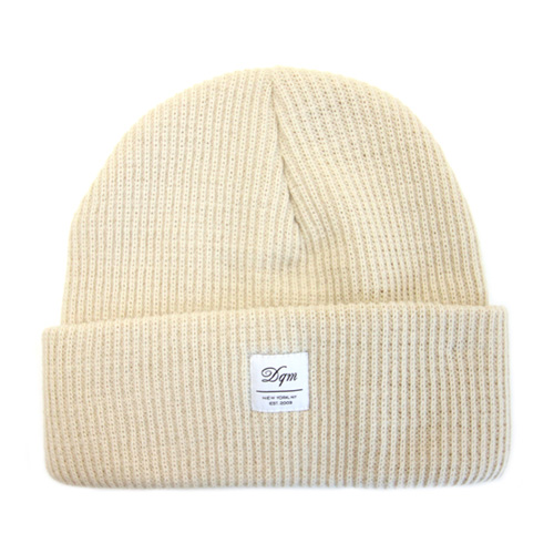 89963d3e3 DQM RIBBED KNIT WATCH CAP