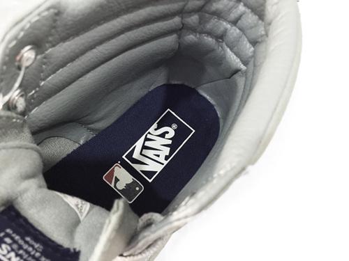c0cdce80b3d VANS × MLB SK8-HI NEW YORK YANKEES スケートハイ ヤンキース 取り扱い ...