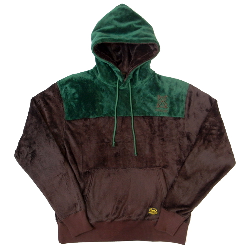 BBP BX FLEECE PULL OVER HOODIE<br />