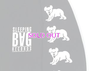 画像2: Sleeping Bag Records x BBP Long Sleeve Tee