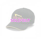 IN-N-OUT-BURGER / BLACK LOGO HAT