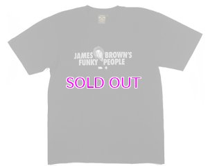 "画像1: James Brown x BBP ""JB's Funky People"" Tee"