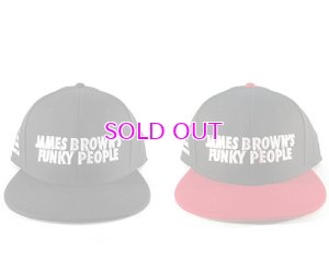"画像1: James Brown x BBP ""JB's Funky People"" Snapback Cap"