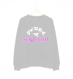 画像1: BY PARRA CREW NECK SWEATER ARCH & BIRD