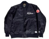 "Blondie x BBP ""Rapture"" Baseball Jacket"