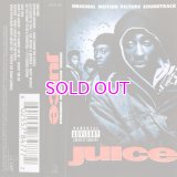 Juice Original Motion Picture Soundtrack Exclusive Cassette Tape