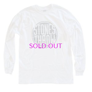 "画像1: STONES THROW ""Pencil Lines"" Long Sleeve Tee"