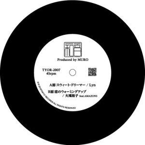 """画像1: スウィート・ドリーマー / Lyn  b/w 恋のウォーミングアップ / 大滝裕子 feat.AMAZONS 7"""""""