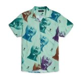 GOOD WORTH & CO GW X Playboy Stamp Button Up