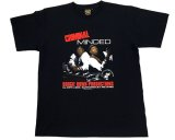 "B-Boy Records x BBP ""Criminal Minded"" Tee"