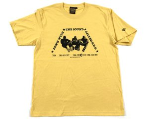 "画像1: B-Boy Records x BBP ""Down with the sound called BDP"" Tee"