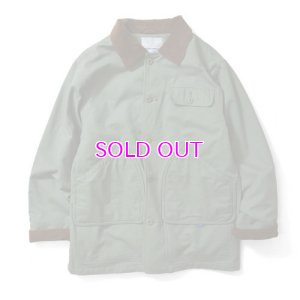 画像1: Lafayette COTTON TWILL COVERALL JACKET