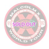 40 Acres by Spike Lee Malcom X official World Tour vintage Big Patch