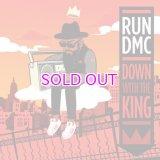 RUN DMC / DOWN WITH THE KING (GATEFOLD JACKET)
