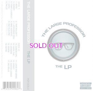 "画像1: LARGE PROFESSOR ""THE LP"""