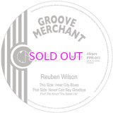 REUBEN WILSON / Inner City Blues / Never Can Say Goodbye 7inch