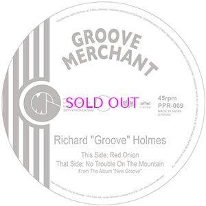 画像1: RICHARD GROOVE HOLMES / Red Onion / No Trouble On The Mountain 7inch