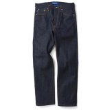 LAFAYETTE 5 POCKET SELVAGE DENIM PANTS - STANDARD FIT -