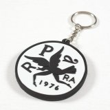 BY Parra key chain upside down bird