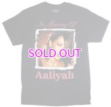 the memory of Aaliyah Tee