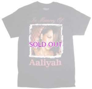 画像1: the memory of Aaliyah Tee