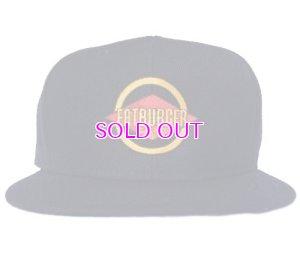 画像1: Fatburger Logo Snapback cap
