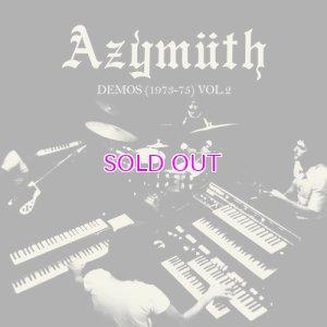 画像1:  AZYMUTH アジムス DEMOS 1973-1975 VOLUME 2 (LP)