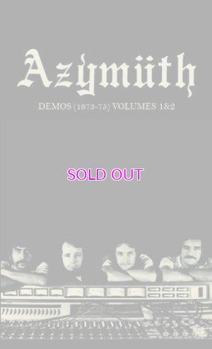 画像1: AZYMUTH アジムス  DEMOS 1973-1975 VOLUMES 1&2 (CASSETTE TAPE)