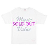 upriseMARKET Music is your best value Tee