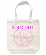 upriseMARKET Circle Logo Tote Bag