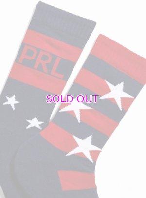 画像2: Polo Ralph Lauren Stars Stripes Socks