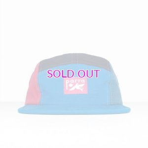 画像1: by Parra bird dodging ball 5 panel volley hat