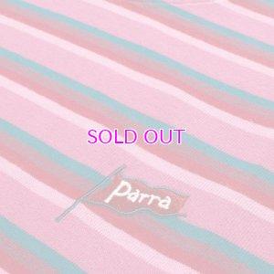 画像2: by Parra Flapping Flag Striped Long Sleeve Tee