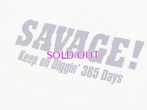 """画像3: MURO×STILL DIGGIN' """"SAVAGE!"""" TEE"""