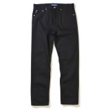 Lafayette 5 POCKET BLACK DENIM PANTS STANDARD FIT