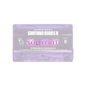 画像2: Skeme Richards – Shifting Gears II Cassette Tape