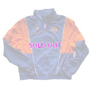画像1: NIKE New York Knicks Retro Track Jacket