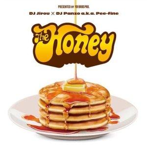 画像1: DJ Jirou & DJ Panzo a.k.a. Pee-fine / The Honey -Only Sweetest Things-