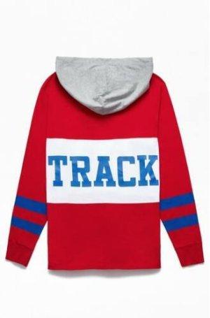 画像2: Polo Ralph Lauren Track k-swiss L/S Hoodie T-shirts