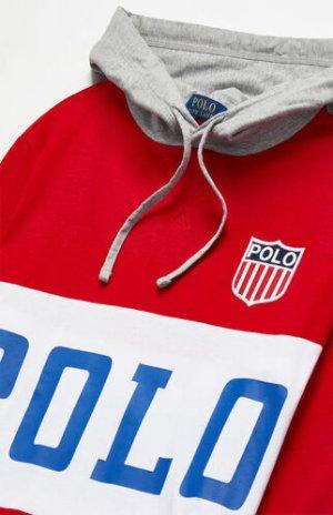 画像3: Polo Ralph Lauren Track k-swiss L/S Hoodie T-shirts