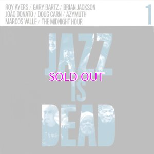 """画像1: ADRIAN YOUNGE & ALI SHAHEED MUHAMMAD Jazz Is Dead 001 """"LP"""""""