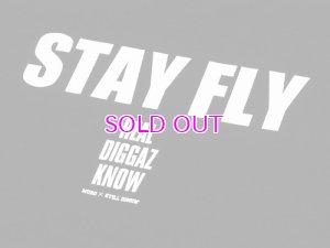 """画像4: MURO×STILL DIGGIN' """"STAY FLY"""" TEE"""