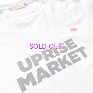 画像1: upriseMARKET / Standard Logo +Tag Tee