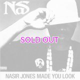 """NAS / MADE YOU LOOK 7"""""""