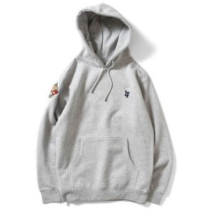 画像1: LFYT / WWE 2020 LF LOGO HOODED SWEATSHIRT